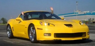 How to Properly Execute the Corvette Wave