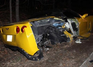[ACCIDENT] New Hampshire Man Faces DUI Charges in C6 Corvette Crash