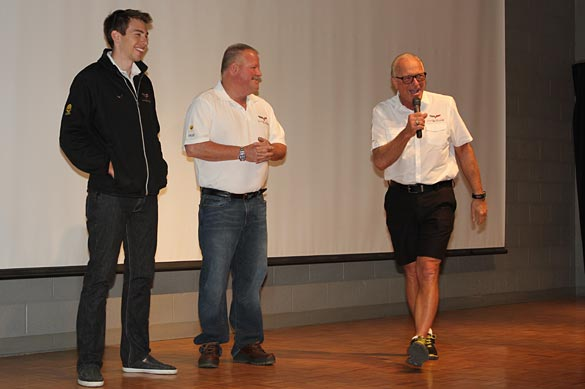 [VIDEO] The Corvette Racing Seminar at the 2013 NCM Bash