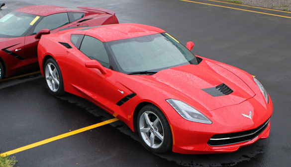 Chevrolet Will Target Porsche in its C7 Corvette Stingray Advertising