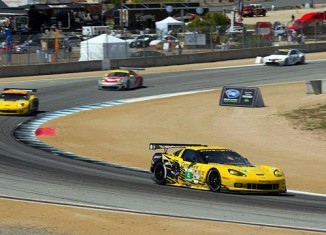 Corvette Racing: Links for the 2013 American Le Mans Series at Monterey