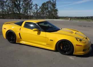 Corvettes on eBay: Rare Pratt & Miller Corvette C6RS Supercar #003