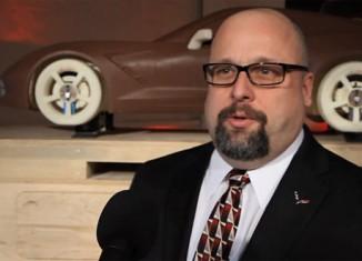 [VIDEO] Corvette Stingray's Aero Engineer John Bednarchik on Faces of GM