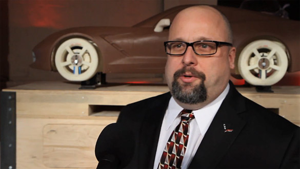 [VIDEO] Corvette Stingray's Aero Engineer John Bednarchik on Faces of GM