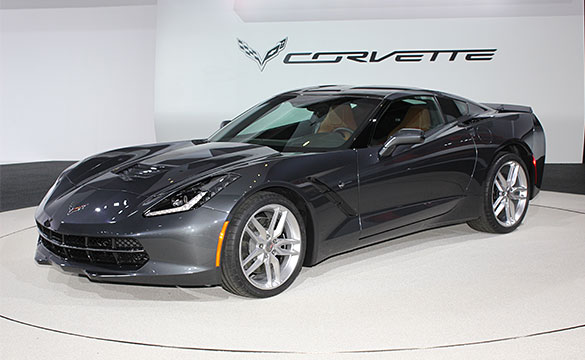 The 2014 C7 Corvette Stingray Ordering Process Is Now Underway