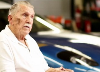 [VIDEO] Dick Guldstrand Reflects on his Custom Corvette ZR-1, The Guldstrand GS90