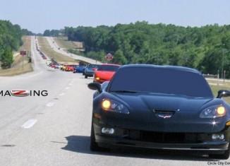 See the 2014 Corvette Stingray and Kirk Bennion at Circle City Corvette's Beach Caravan 2013