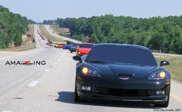 See the 2014 Corvette Stingray and Kirk Bennion at Circle City Corvette's Beach Caravan 2013