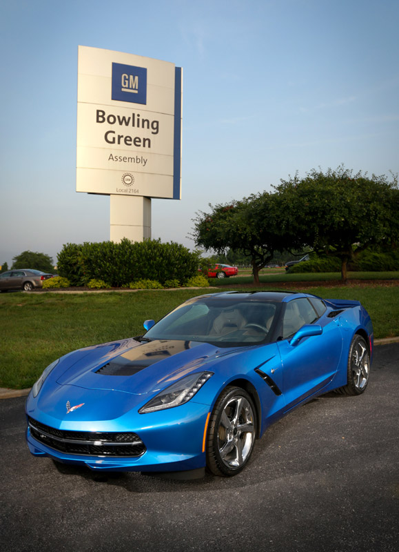 Chevrolet Reveals the 2014 Corvette Stingray Premiere Edition