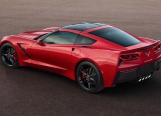 Chevrolet Prices the Corvette Stingray for Europe at €69,990