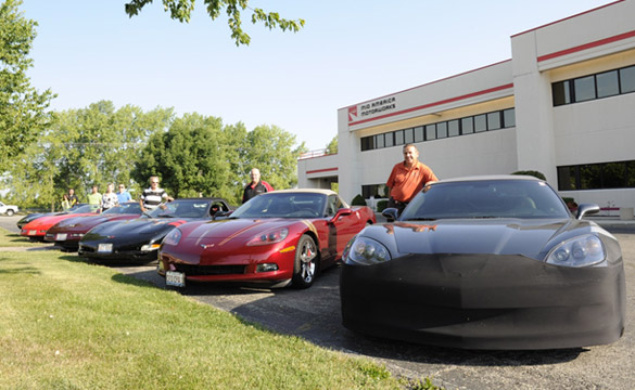 Reminder! Drive your Corvette to Work Day is Friday, June 28th