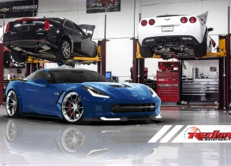Redline Motorsports Preparing Adrenaline Rush Package for the C7 Corvette Stingray