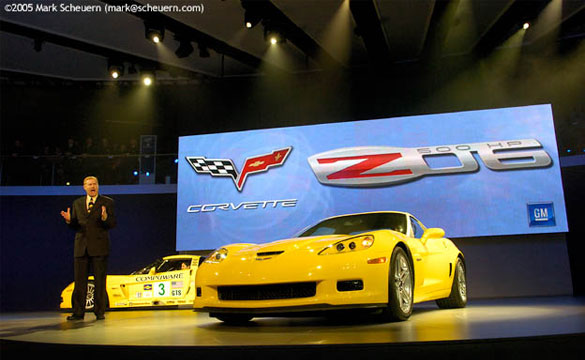[RUMOR] Is the C7 Corvette Z06 Reveal Happening in Detroit at the 2014 NAIAS?