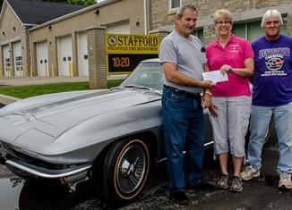Raffle Winner Passes on a 1965 Corvette, Takes $50,000 Cash Instead