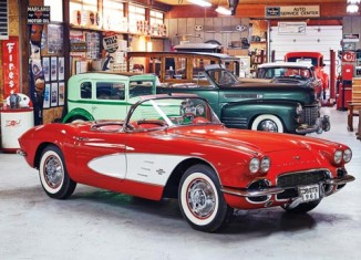 Motor Trend Takes A Closer Look at Howard Weaver's Car Collection