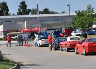 See the C7 Corvette Stingray at the Corvettes at CORSA Show on Sunday, July 28th