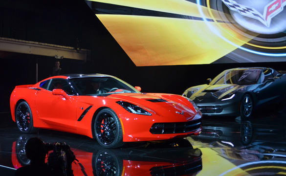 2014 Corvette Stingray Makes Short List for North American Car of the Year Award