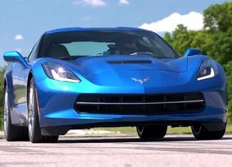 [VIDEO] Edmunds Drives the 2014 Chevrolet Corvette Stingray