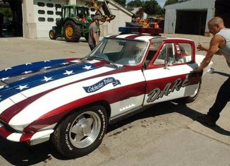 [VIDEO] Connecticut Town of Colchester to Sell its 1967 DARE Corvette
