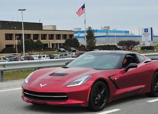 Chevrolet's John Fitzpatrick Details the Production Process for the 2014 Corvette Stingray
