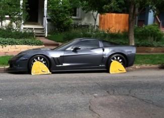 [PIC] C6 Callaway Corvette Grand Sport Gets the Boot in Denver
