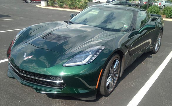 Dealers Face Decision to Sell the 2014 Corvette Stingray at MSRP or More