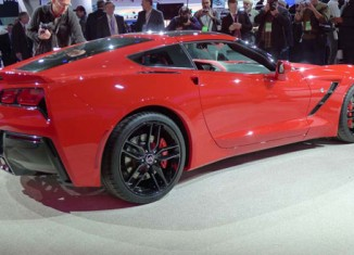 Report: C7 Corvette Stingray to be Sold in China