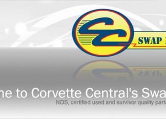 Corvette Central Launches Online Swap Meet Catalog