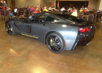[PICS] Corvette Museum Unveils Hall of Fame Corvettes for Johnny O'Connell and Wil Cooksey