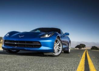 CorvetteBlogger Drives the 2014 Corvette Stingray
