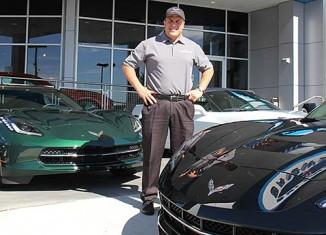 [VIDEO] The 2014 Corvette Stingrays Arrive at Criswell Corvette