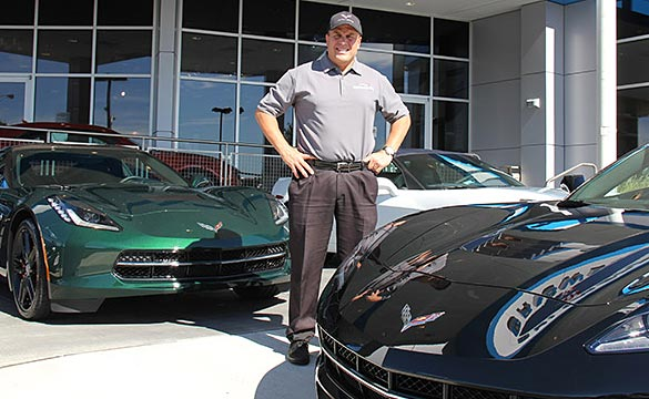 [VIDEO] The 2014 Corvette Stingrays Arrive at Criswell Corvette