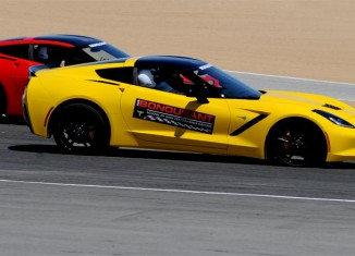 [PICS] Bob Bondurant, Corvette Stingrays and Monterey!