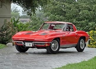 1963 Corvette Z06 Headed to Mecum's 2013 Dallas Auction
