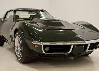 Corvette Auction Preview: Mecum Offers Museum Quality Corvettes in