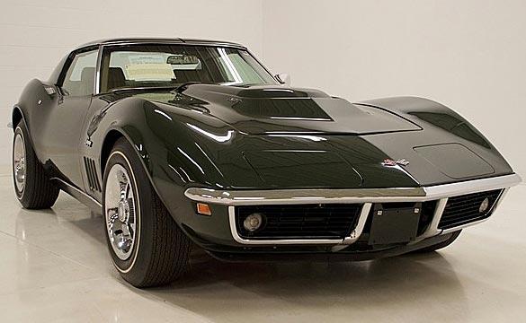 Corvettes Of Dallas >> Corvette Auction Preview: Mecum Offers Museum Quality