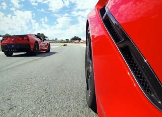 [VIDEO] Justin Bell Drives the 2014 Corvette Stingray at Laguna Seca
