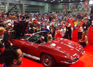 [VIDEO] 1967 L88 Corvette Convertible Sells for Record $3.2 Million at Mecum Dallas