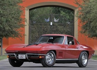 Mecum's Dallas Auction - Corvette Buyers and Sellers Nirvana