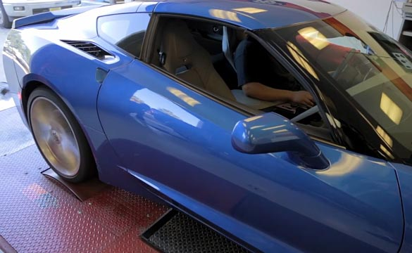 [VIDEO] Motor Trend Dyno's the 2014 Corvette Stingray
