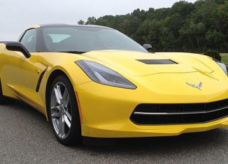 Consumer Reports Drives the 2014 Corvette Stingray