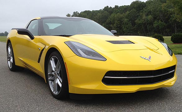 Consumer Reports Drives the 2014 Corvette Stingray