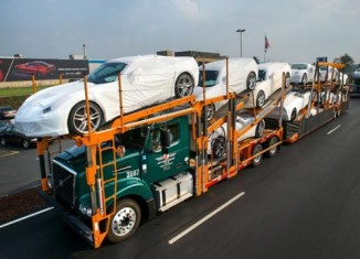 Chevrolet is Now Shipping 2014 Corvette Stingray Coupes to Dealers