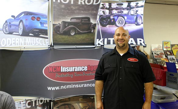 [VIDEO] Corvette Collector Car Insurance Explained by NCM Insurance Agency's Adam Boca