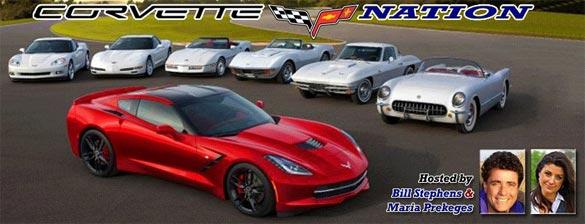 "DVR Alert! New TV Show ""Corvette Nation"" Airs Friday on Velocity"