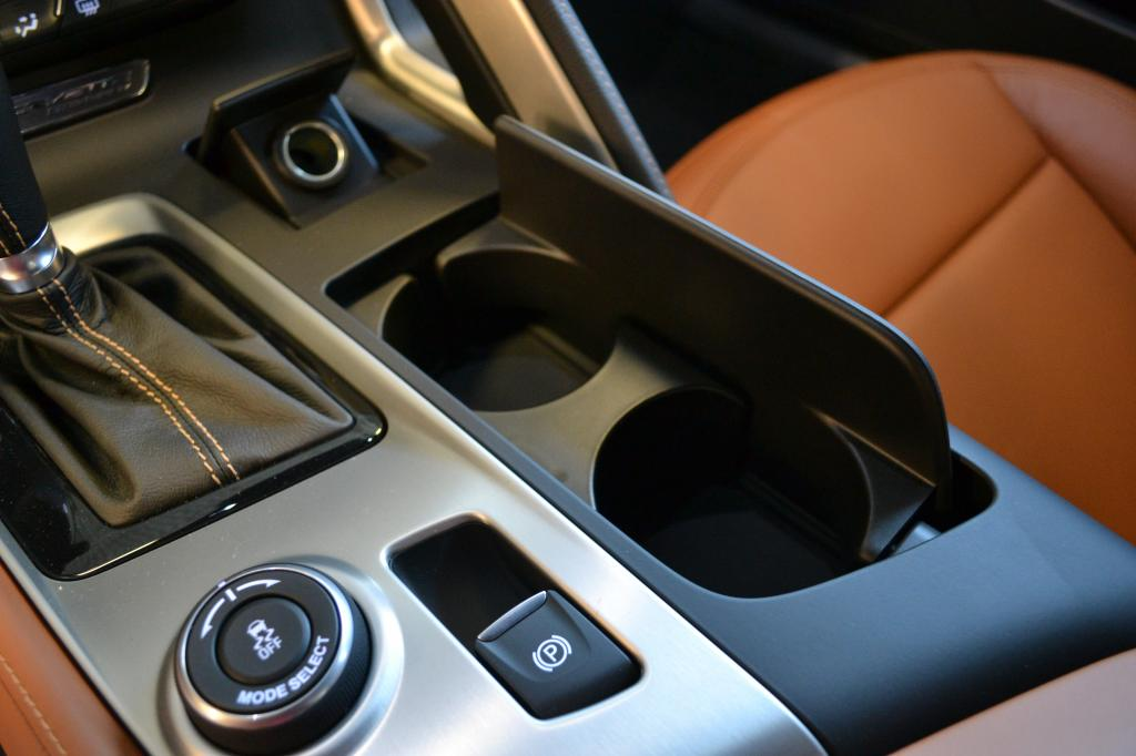[PICS] A Closer Look at the Interior of the 2014 Corvette Stingray