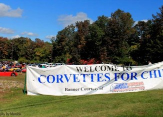 [PICS] The Corvette Hobby Comes Together for the 7th Annual Corvettes for Chip