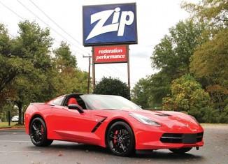 Zip Corvette Welcomes Their New 2014 Corvette Stingray
