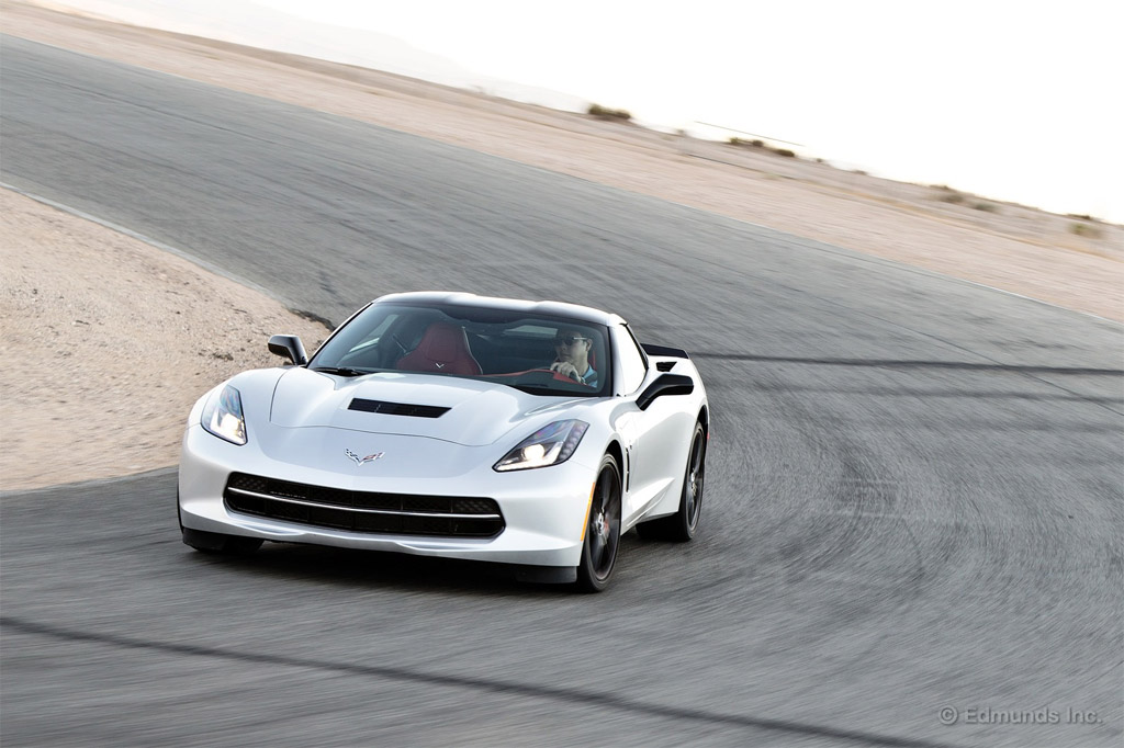 [VIDEO] The 2014 Corvette Stingray vs The World