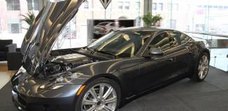 Destino is a Reborn Fisker Karma with Corvette Power